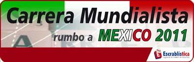 Carrera Mundialista Rumbo a México 2011