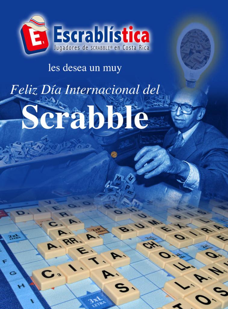 Día Internacional del Scrabble