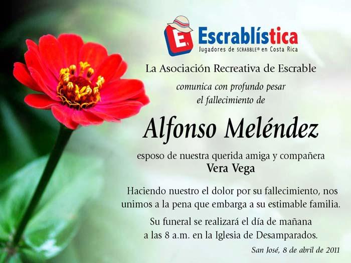 Alfonso Meléndez